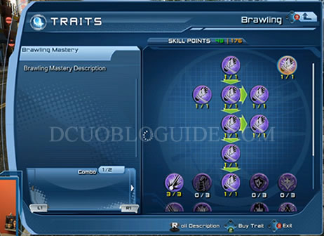 weapon mastery dcuo bloguide