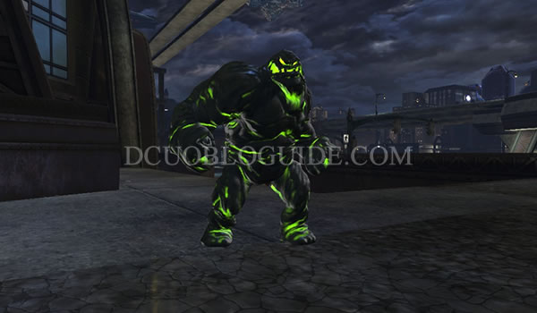 ace bounty poster dcuo