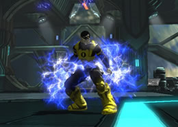 Dc Universe Electricity Healer