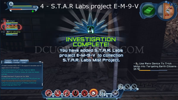 investigatory projects star apple