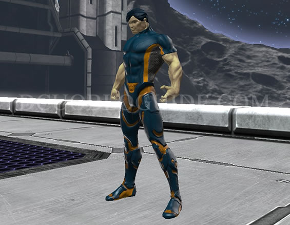 Shielded Robot Legs Dcuo Bloguide
