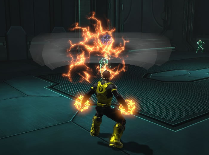 Electricity Damage Dcuo