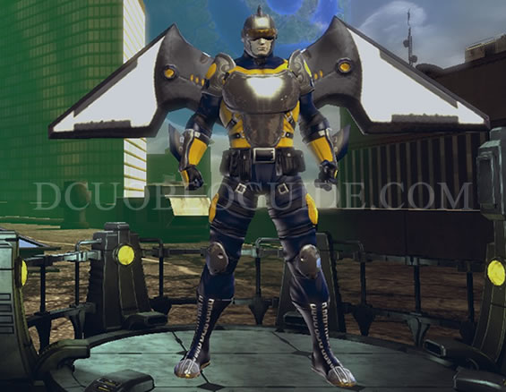 Winged Fury Dcuo Bloguide