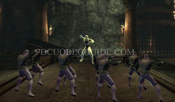 League of Assassins Stronghold: Alert - DCUO Bloguide
