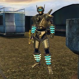 Wanted Oolong Siege Robot Mission Dcuo Bloguide